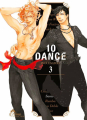 Couverture 10 dance, tome 3 Editions IDP (Hana) 2020