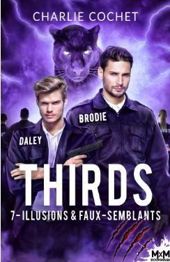 Couverture Thirds, tome 07 : Illusions et faux-semblants