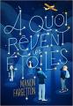 Couverture À quoi rêvent les étoiles Editions Gallimard  (Jeunesse) 2020