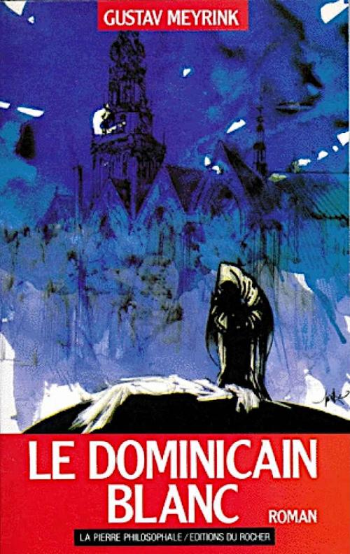 Couverture Le Dominicain blanc