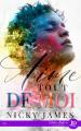 Couverture Aime tout de moi Editions Juno publishing (Daphnis) 2020