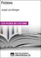 Couverture Fictions Editions Encyclopedia Universalis/Grand Livre du Mois 2017
