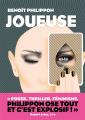 Couverture Joueuse Editions Les arènes (Equinox) 2020