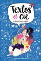 Couverture Textos et cie, tome 7 : #Secretsbiengardés! Editions Andara 2019