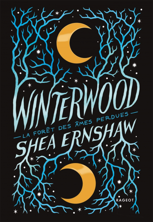 Couverture Winterwood : La forêt des âmes perdues