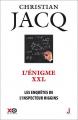 Couverture Les enquêtes de l'inspecteur  Higgins, tome 30 : L'énigme XXL Editions XO 2018