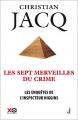 Couverture Les enquêtes de l'inspecteur Higgins, tome 34 : Les sept merveilles du crime Editions XO 2019