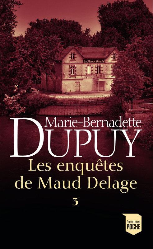 Couverture Les enquêtes de Maud Delage, triple, tome 3