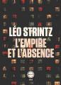 Couverture L'Empire et l'absence Editions Inculte 2020