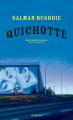 Couverture Quichotte Editions Actes Sud (Lettres anglo-américaines) 2020