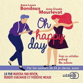 Couverture Oh happy day Editions Lizzie 2020