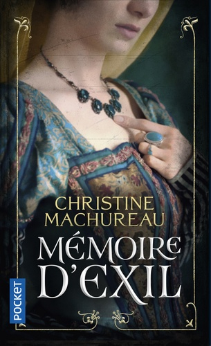 Couverture Mémoire, tome 3 : Mémoire d'exil