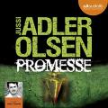 Couverture Département V, tome 06 : Promesse Editions Audible studios 2017