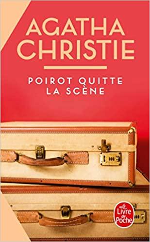 Couverture Hercule Poirot quitte la scène