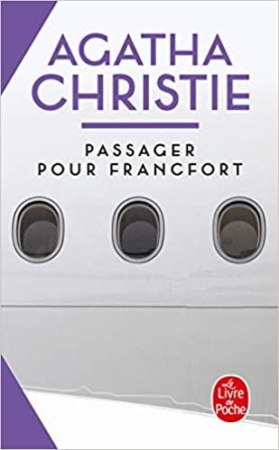 Couverture Passager pour Francfort