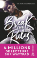 Couverture Break the Rules Editions HarperCollins 2020