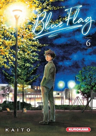 Couverture Blue Flag, tome 6
