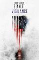 Couverture Vigilance Editions Le Bélial' (Une Heure Lumière) 2020