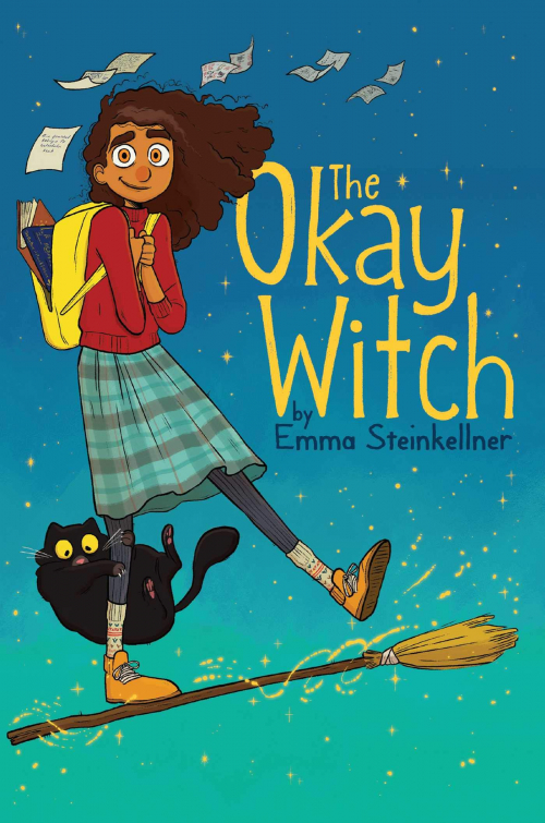 Couverture The Okay Witch