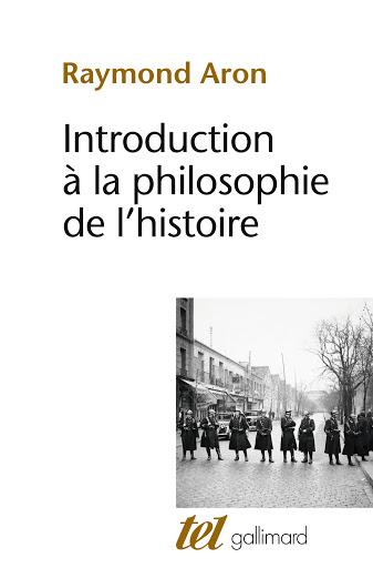 Couverture Introduction à la philosophie de l'histoire