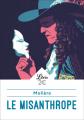 Couverture Le misanthrope / Le misanthrope ou l'atrabilaire amoureux Editions Librio 2019