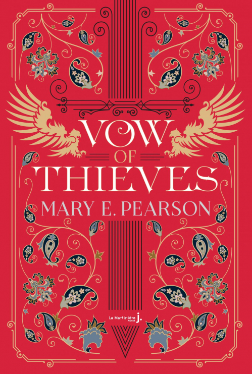 Couverture Dance of Thieves, tome 2