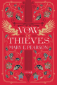 Couverture Dance of Thieves, tome 2 : Vow of Thieves Editions de La Martinière (Jeunesse) 2020