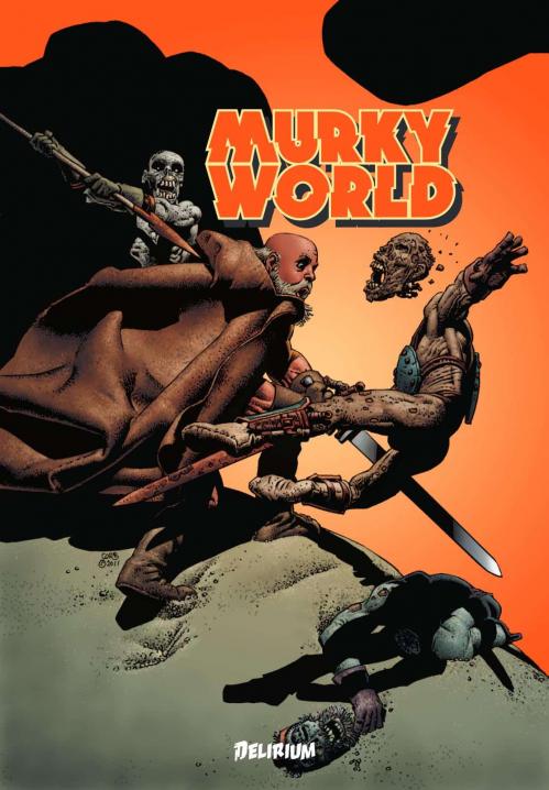 Couverture Murky world - Monde Trouble