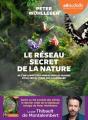 Couverture Le réseau secret de la nature Editions Audiolib 2019
