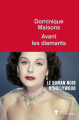 Couverture Avant les diamants Editions de La Martinière 2020