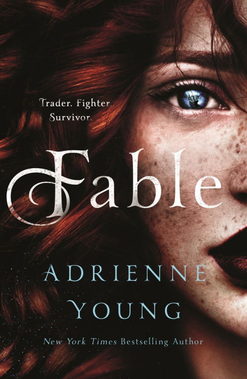 Couverture Fable, book 1