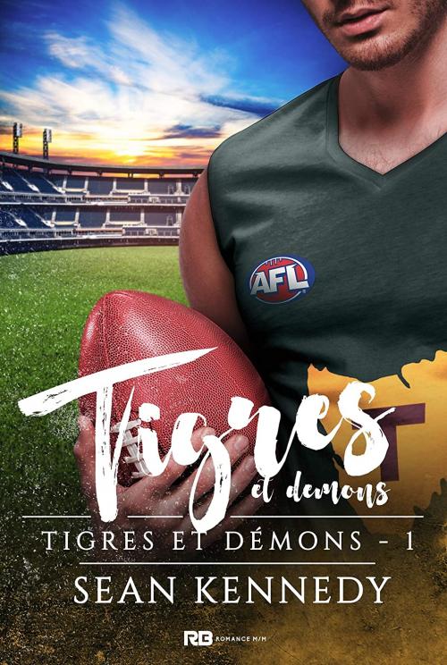 Couverture Tigres et Démons, tome 1