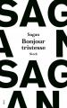 Couverture Bonjour tristesse Editions Stock 2014
