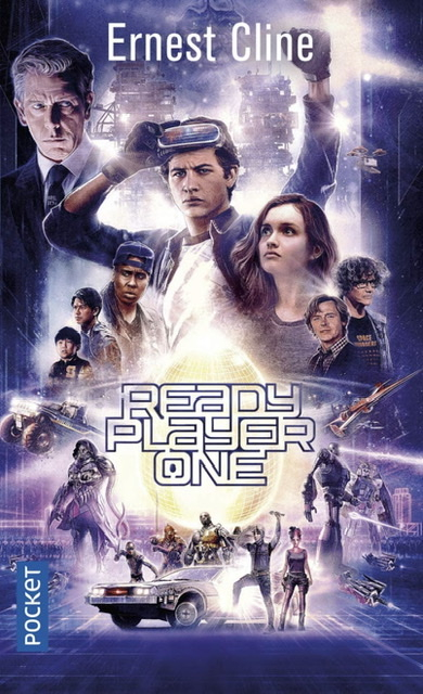 Couverture Ready Player, tome 1 : Player One / Ready Player One