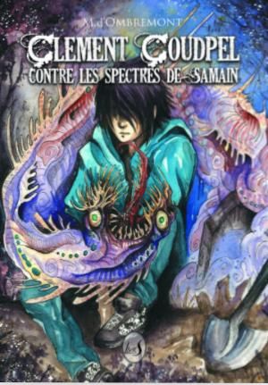 Couverture Clément Coudpel contre les spectres de Samain