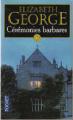 Couverture Lynley et Havers, tome 03 : Cérémonies barbares Editions Pocket 1994