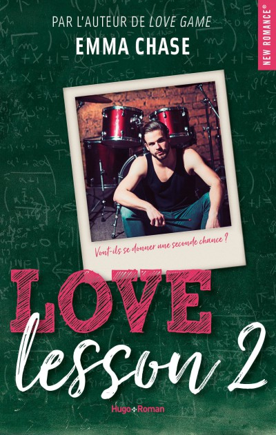 Couverture Love lesson, tome 2