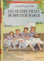 Couverture Les Quatre Filles du docteur March / Les Filles du docteur March Editions Hachette (Idéal bibliothèque) 1977