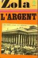 Couverture L'Argent Editions Le Livre de Poche 1971