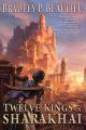 Couverture Sharakhaï, tome 1 : Les douze rois de Sharakhaï Editions Daw Books 2015