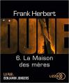 Couverture Le cycle de Dune (6 tomes), tome 6 : La maison des mères Editions Lizzie 2019