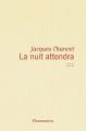Couverture La nuit attendra Editions Flammarion 2013