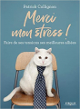 Couverture Merci mon stress ! Editions Eyrolles 2018
