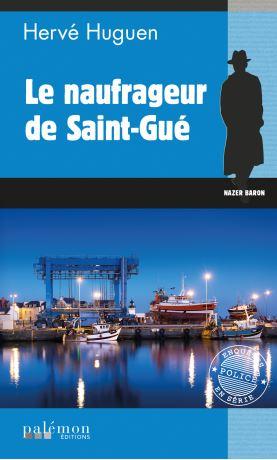 Couverture Nazer Baron, tome 17 : Le naufrageur de Saint-Gué
