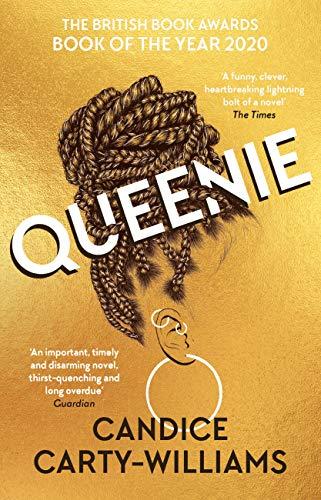 Couverture Queenie