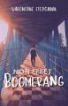 Couverture Mon effet boomerang  Editions Autoédité 2020