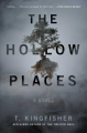 Couverture The Hollow Places Editions Saga Press 2020