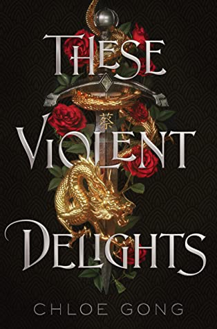 Couverture These Violent Delights, book 1