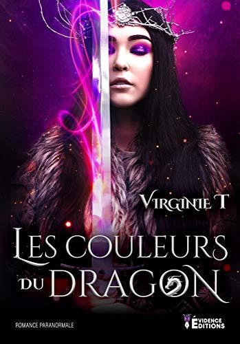Couverture Les couleurs du dragon