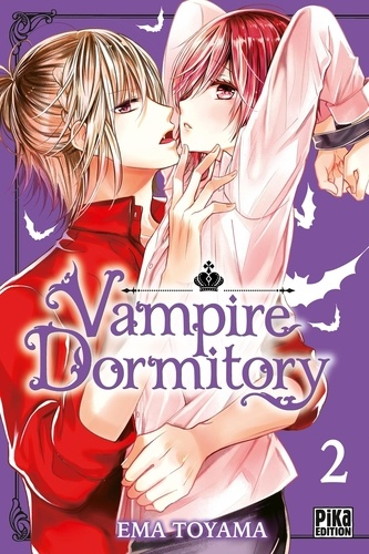 Couverture Vampire Dormitory, tome 2